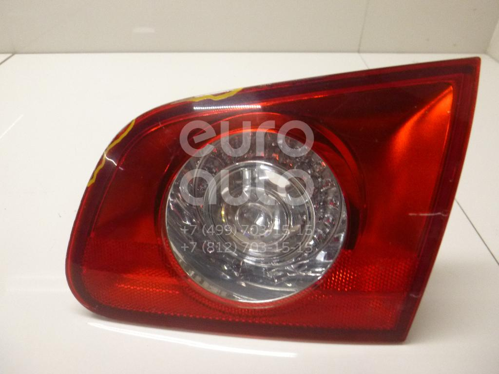 Фонарь задний внутренний правый для VW Passat [B6] 2005-2010 - Фото №1