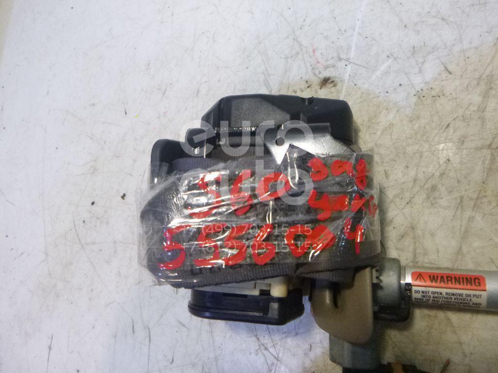 Ремень безопасности с пиропатроном для Volvo S60 2000-2009 - Фото №1