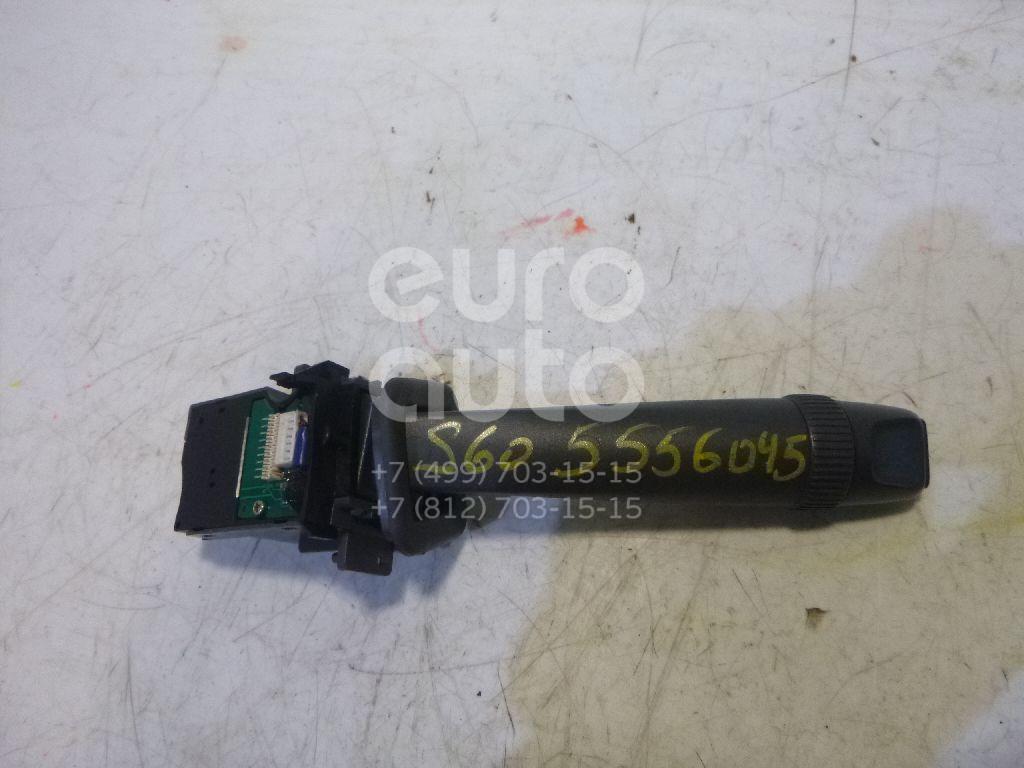 Переключатель поворотов подрулевой для Volvo S60 2000-2009;V70 2001-2006;XC70 Cross Country 2000-2006;S80 1998-2006 - Фото №1