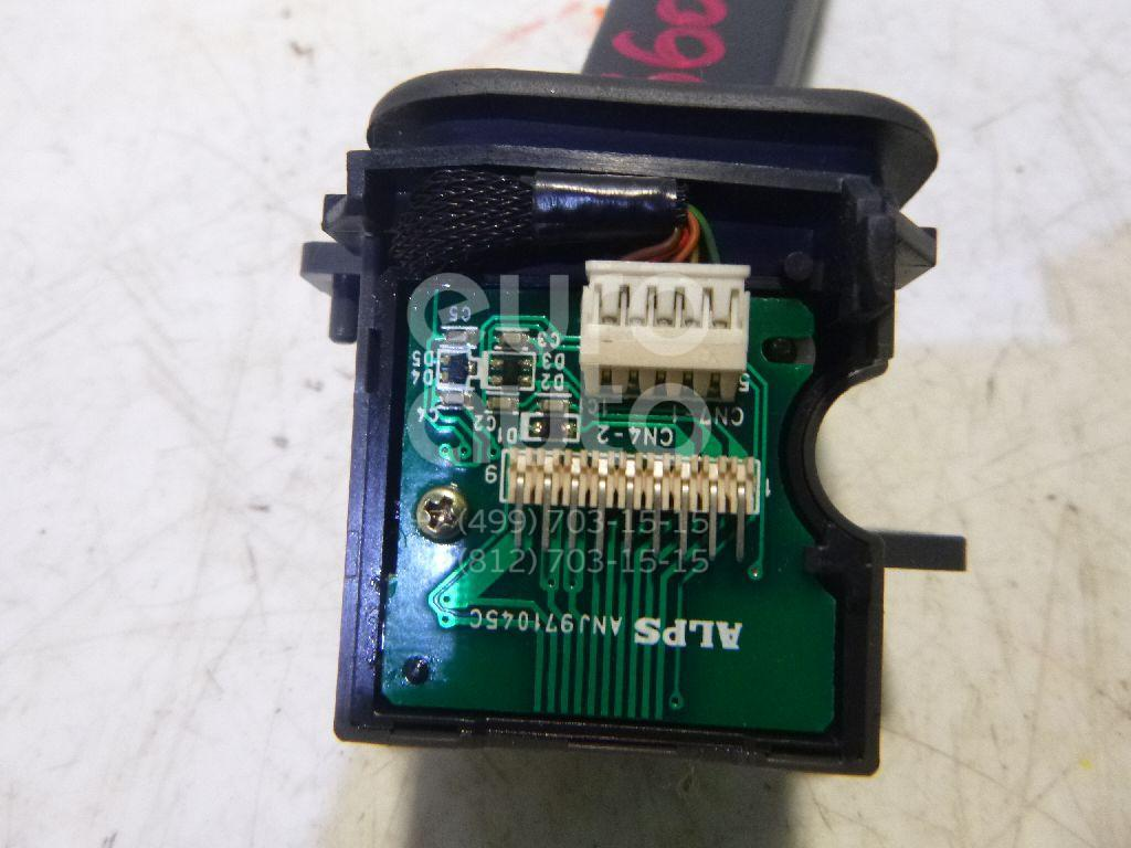 Переключатель стеклоочистителей для Volvo S60 2000-2009;S80 1998-2006 - Фото №1