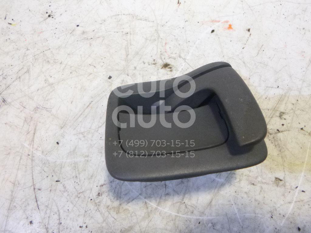Ручка открывания капота для Volvo S60 2000-2009;XC90 2002-2015;XC70 Cross Country 2000-2006;S80 1998-2006 - Фото №1