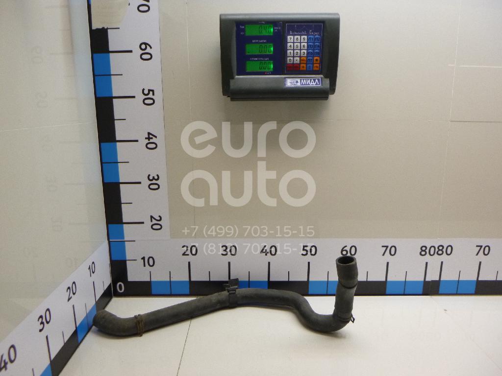 Патрубок радиатора для VW,Skoda,Seat Passat [B6] 2005-2010;Golf V 2003-2009;Jetta 2006-2011;Octavia (A5 1Z-) 2004-2013;Altea 2004-2015;Toledo III 2004-2009 - Фото №1