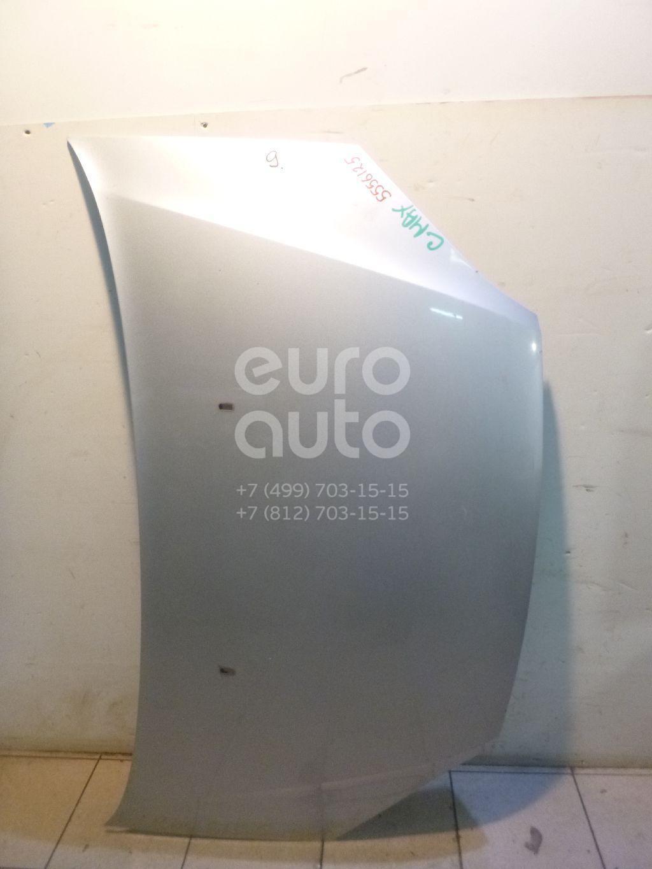Капот для Ford C-MAX 2003-2011 - Фото №1