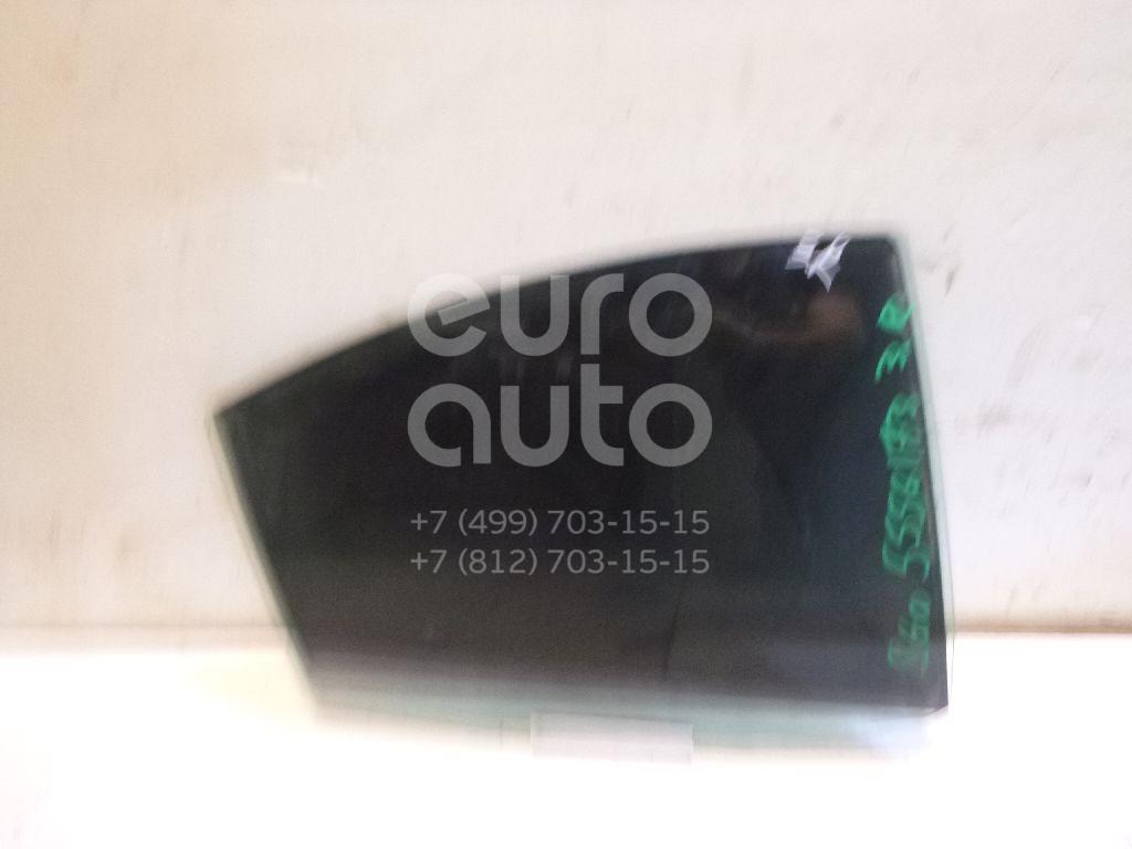 Стекло двери задней правой для Volvo S60 2000-2009 - Фото №1
