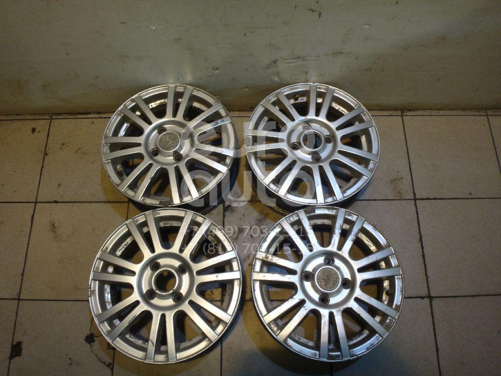 Диски колесные легкосплавные (к-кт) для Hyundai Accent II (+ТАГАЗ) 2000-2012 - Фото №1