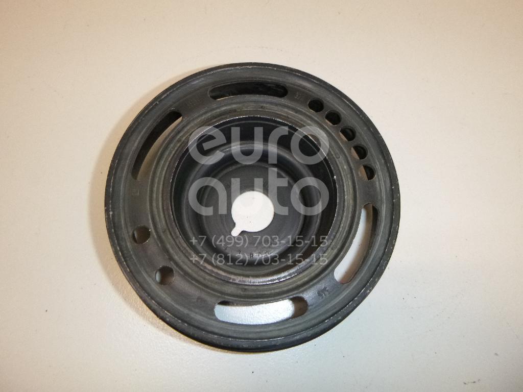 Шкив коленвала для Opel,Chevrolet Zafira B 2005-2012;Astra G 1998-2005;Astra H / Family 2004-2015;Signum 2003-2008;Zafira (F75) 1999-2005;Vectra C 2002-2008;Aveo (T250) 2005-2011 - Фото №1