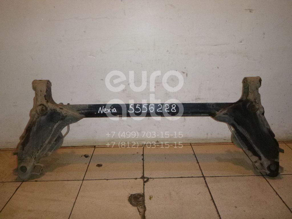 Балка задняя для Chevrolet Nexia 1995>;Lanos 1997>;Lanos 2004> - Фото №1