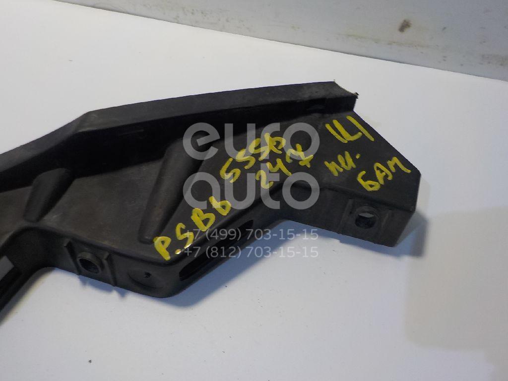 Направляющая переднего бампера левая для VW Passat [B6] 2005-2010 - Фото №1