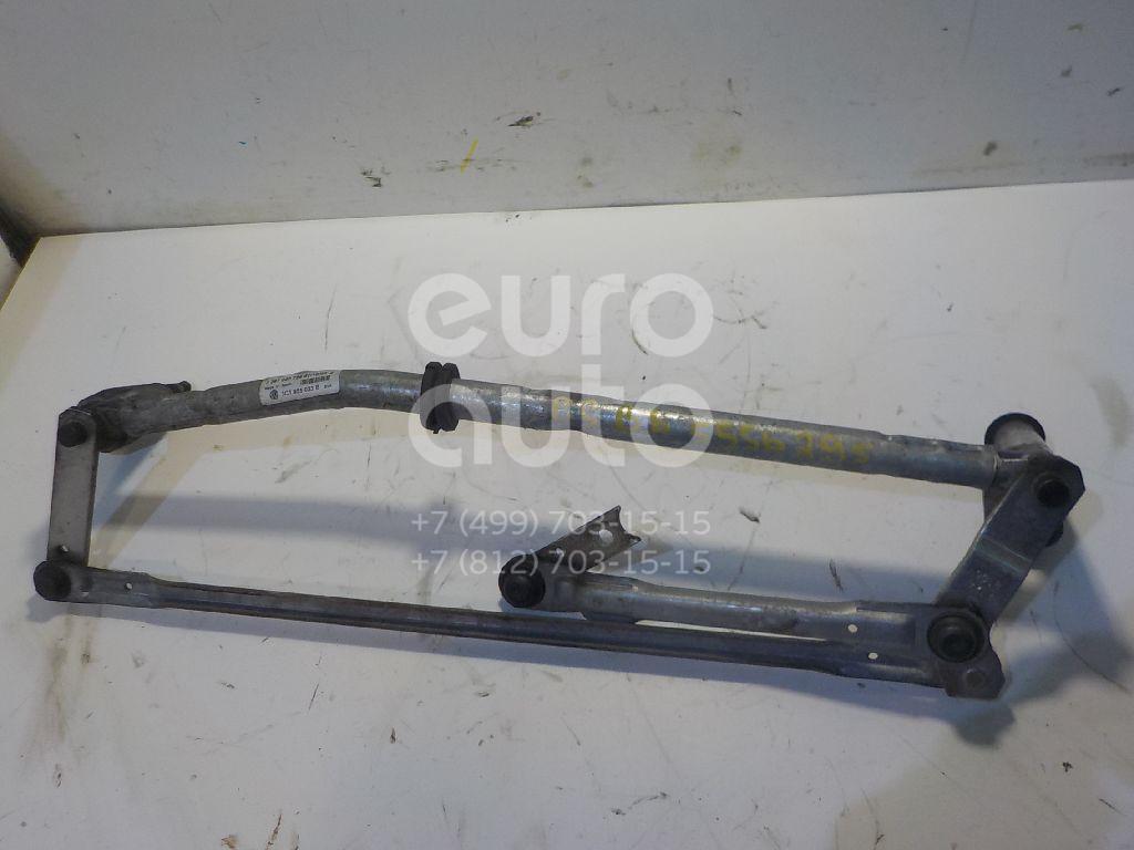 Трапеция стеклоочистителей для VW Passat [B6] 2005-2010 - Фото №1