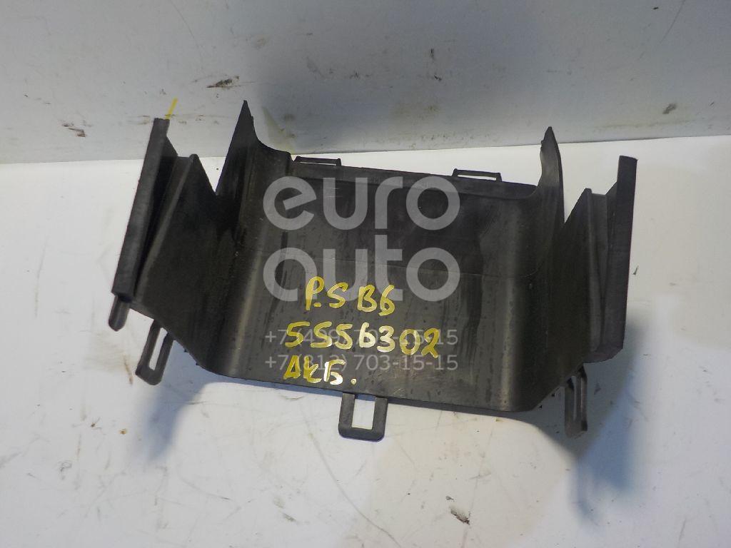 Крепление АКБ (корпус/подставка) для VW,Audi,Skoda,Seat Passat [B6] 2005-2010;A3 [8PA] Sportback 2004-2013;Caddy III 2004-2016;Golf V Plus 2005-2014;Golf V 2003-2009;Jetta 2006-2011;Tiguan 2007-2011;Octavia (A5 1Z-) 2004-2013;Leon (1P1) 2005-2013;Altea 2004-2015;EOS 2006-2015 - Фото №1