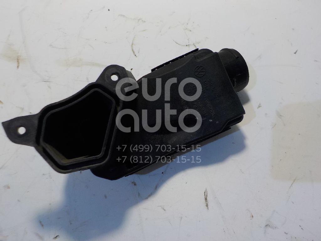 Воздуховод для VW,Audi,Skoda,Seat Passat [B6] 2005-2010;A3 [8PA] Sportback 2004-2013;Caddy III 2004-2015;Golf V 2003-2009;A3 [8P1] 2003-2013;Jetta 2006-2011;Octavia (A5 1Z-) 2004-2013;Leon (1P1) 2005-2013;Toledo III 2004-2009 - Фото №1
