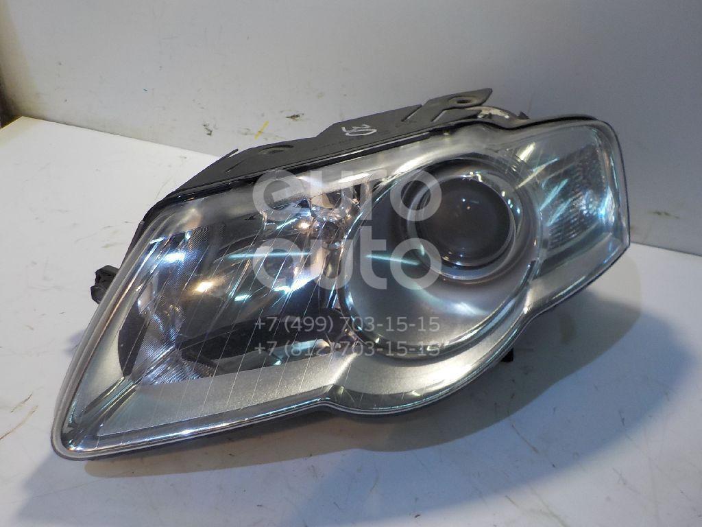 Фара левая для VW Passat [B6] 2005-2010 - Фото №1