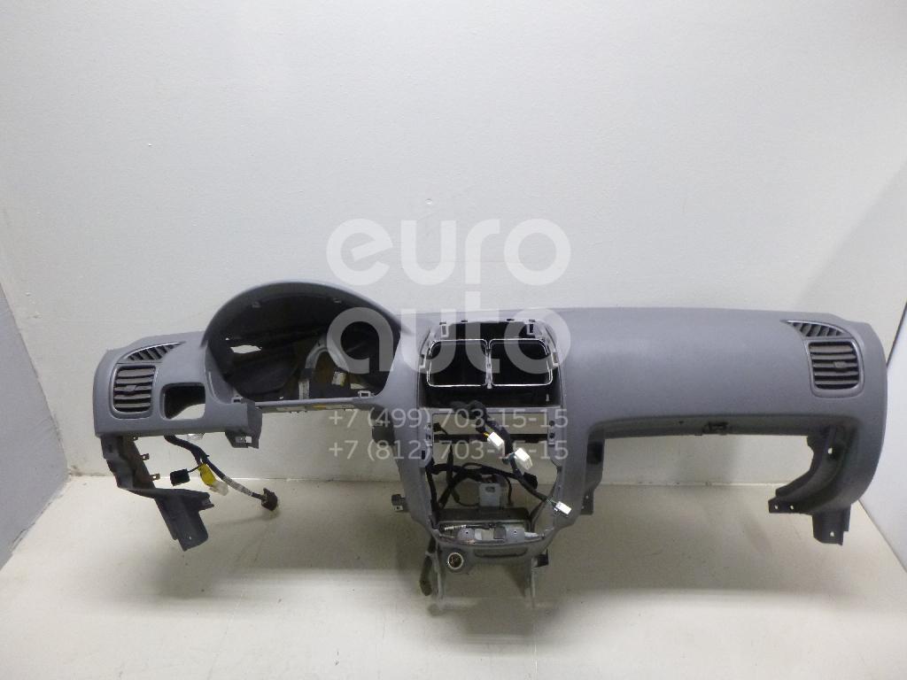 Торпедо для Hyundai Accent II (+ТАГАЗ) 2000-2012 - Фото №1