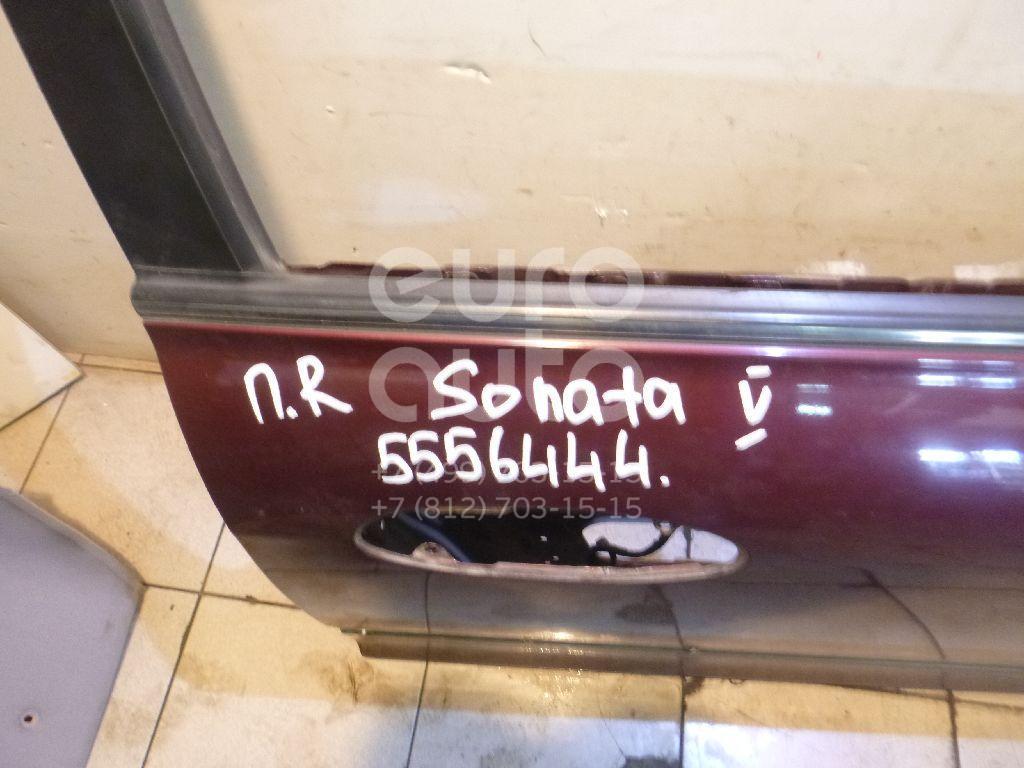 Дверь передняя правая для Kia Sonata V (NEW EF) 2001>;Magentis 2000-2005 - Фото №1