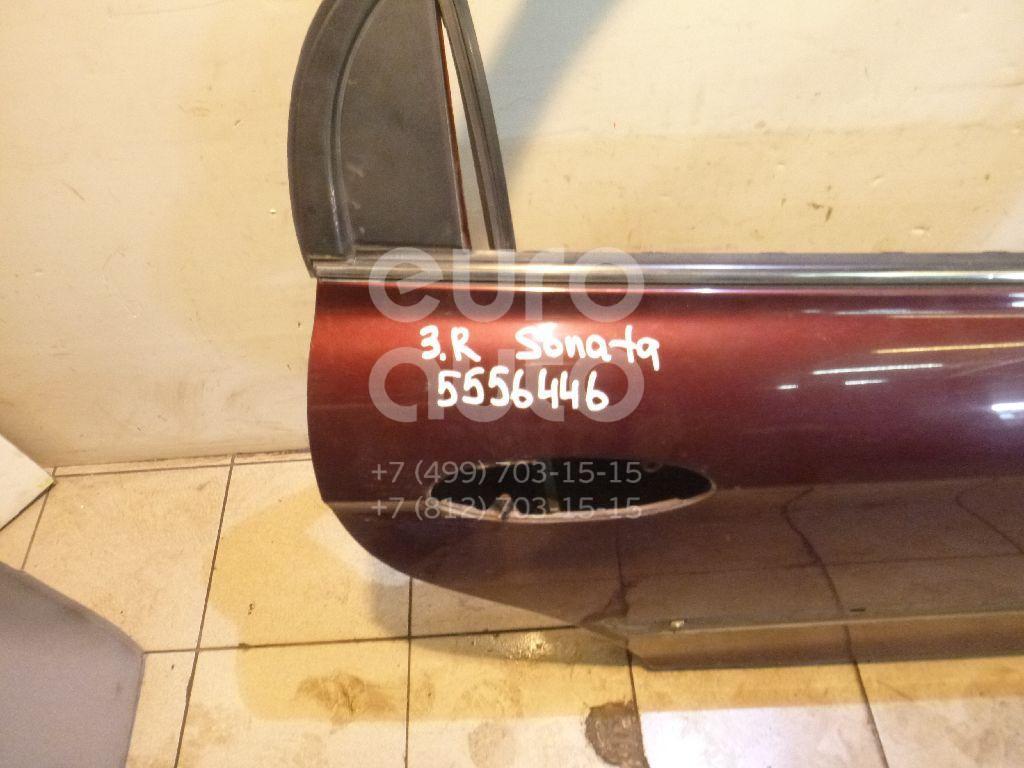 Дверь задняя правая для Kia Sonata V (NEW EF) 2001>;Magentis 2000-2005 - Фото №1