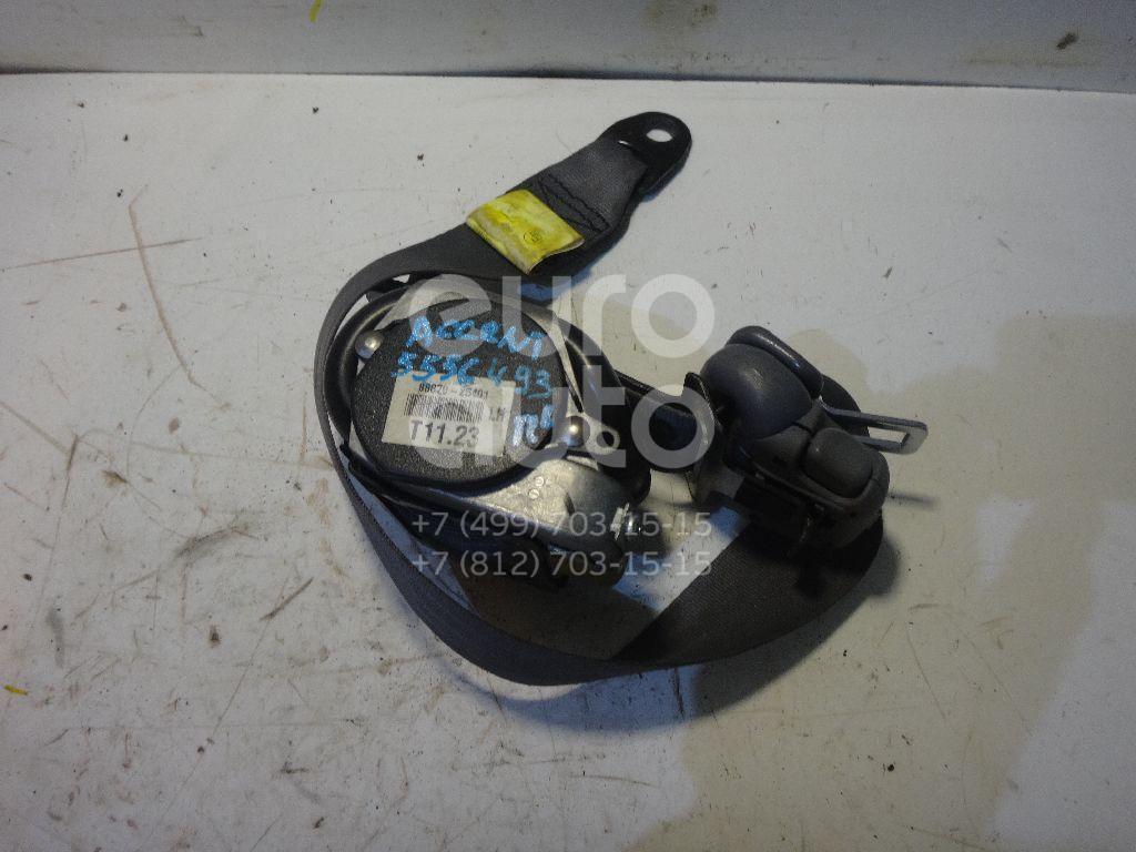 Ремень безопасности с пиропатроном для Hyundai Accent II (+ТАГАЗ) 2000-2012 - Фото №1