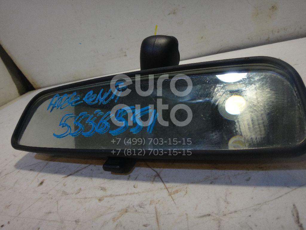 Зеркало заднего вида для Hyundai,Kia Accent II (+ТАГАЗ) 2000-2012;Getz 2002-2010;Sonata IV (EF)/ Sonata Tagaz 2001-2012;Picanto 2005-2011;Atos Prime 1999-2007 - Фото №1