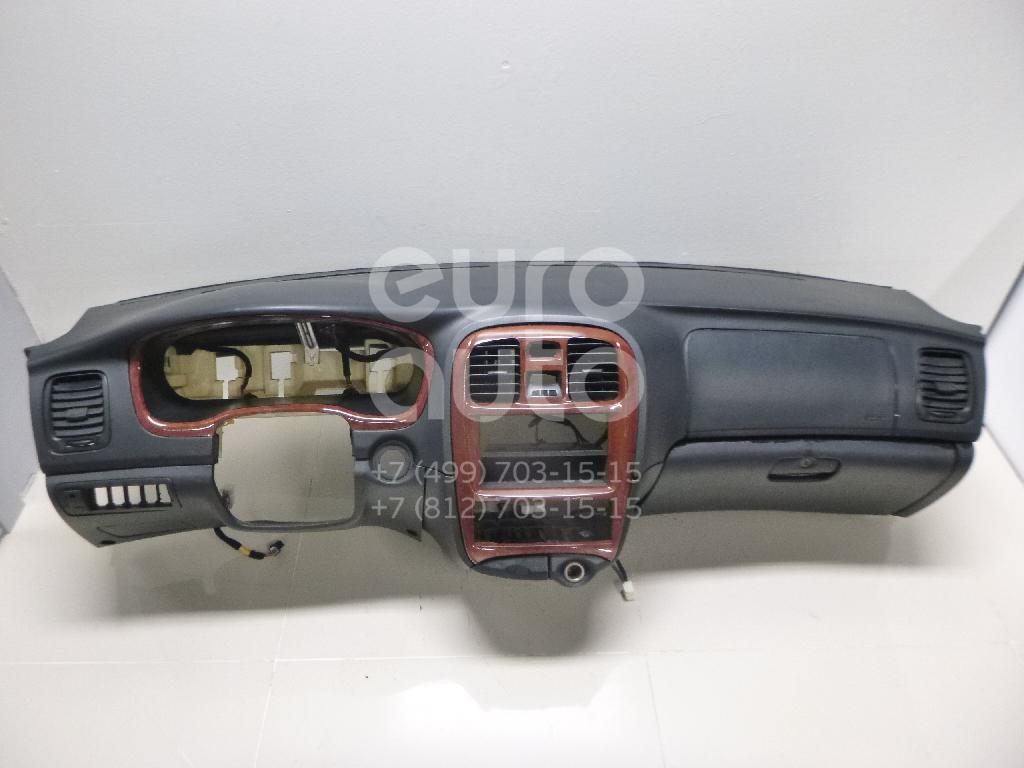 Торпедо для Hyundai Sonata IV (EF)/ Sonata Tagaz 2001-2012 - Фото №1