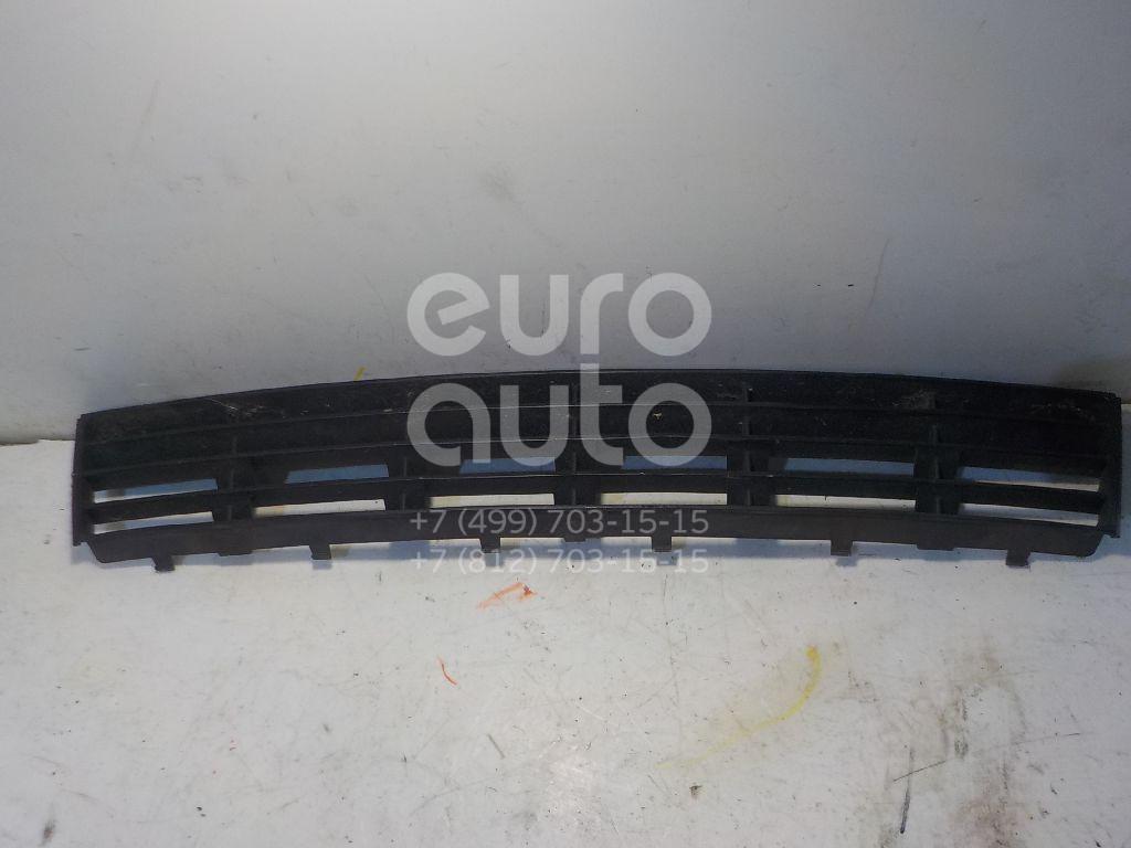 Решетка в бампер центральная для Audi A4 [B5] 1994-2001 - Фото №1