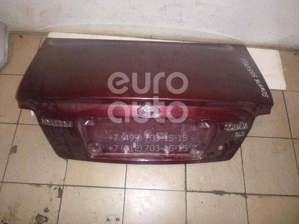 Крышка багажника для Hyundai Sonata V (NEW EF) 2001> - Фото №1