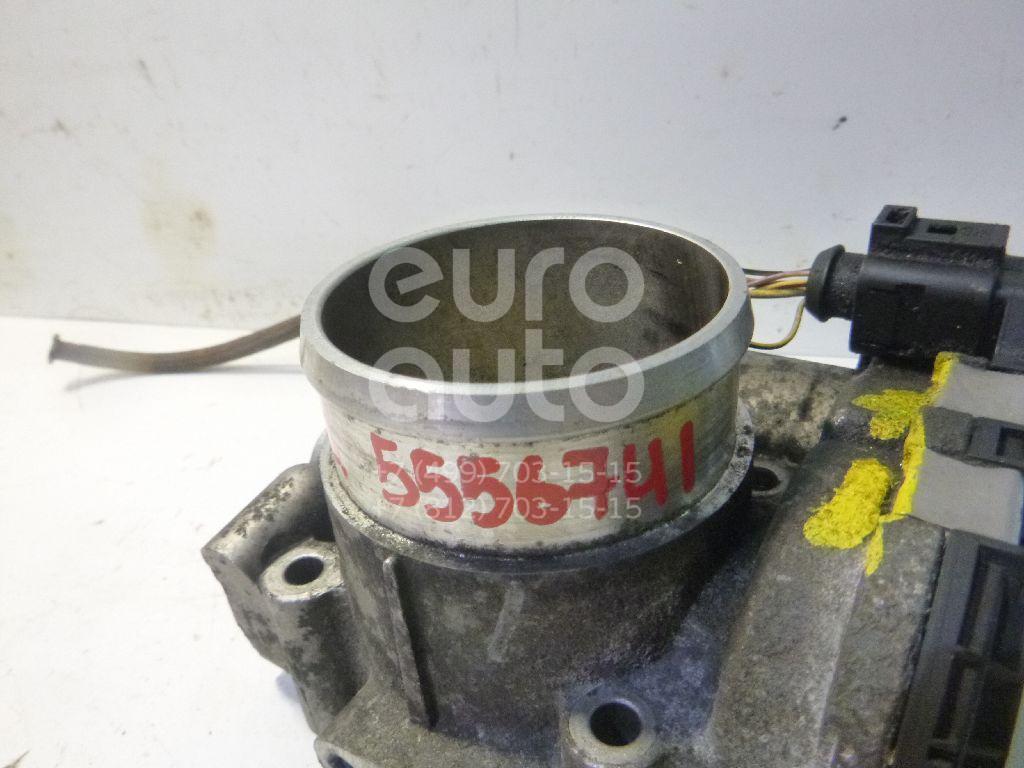 Заслонка дроссельная электрическая для Seat Alhambra 2001-2010;Passat [B5] 1996-2000;Sharan 2000-2006 - Фото №1