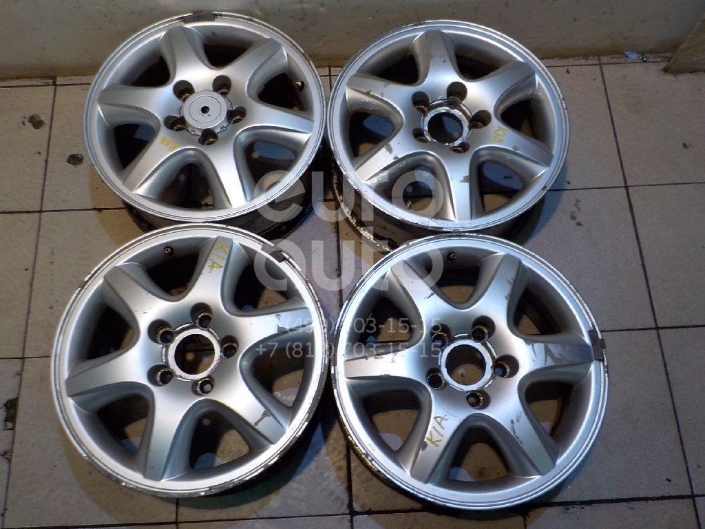 Диски колесные легкосплавные (к-кт) для Kia Sportage 2004-2010 - Фото №1