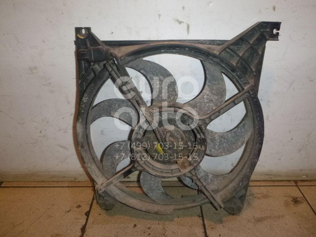 Вентилятор радиатора для Hyundai Sonata IV (EF)/ Sonata Tagaz 2001-2012 - Фото №1
