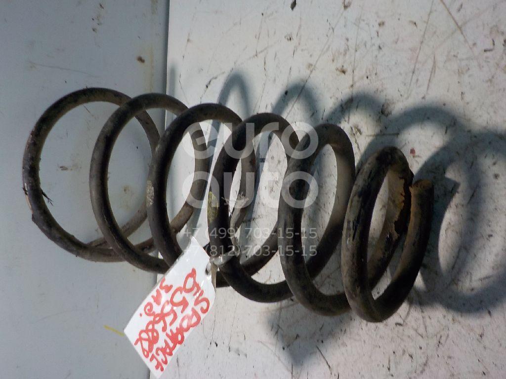 Пружина задняя для Kia,Hyundai Sportage 2004-2010;Tucson 2004-2010 - Фото №1