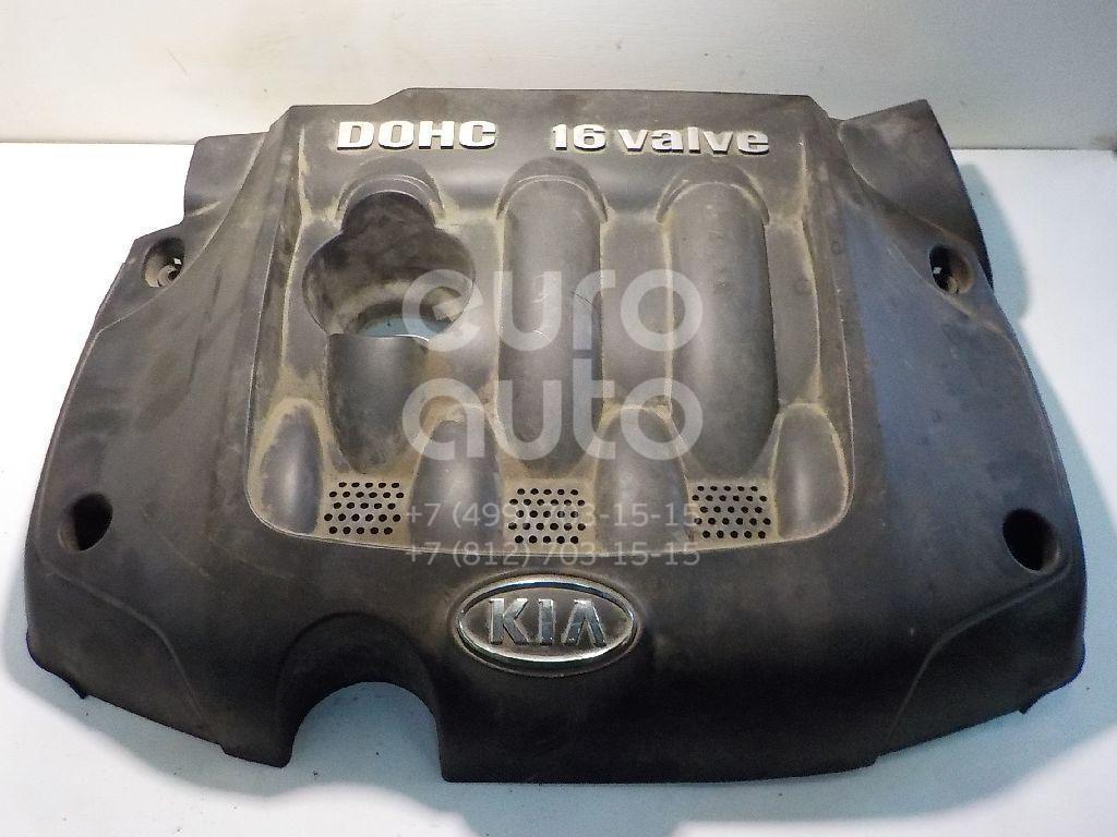Накладка декоративная для Kia Sportage 2004-2010;Ceed 2007- 2012 - Фото №1