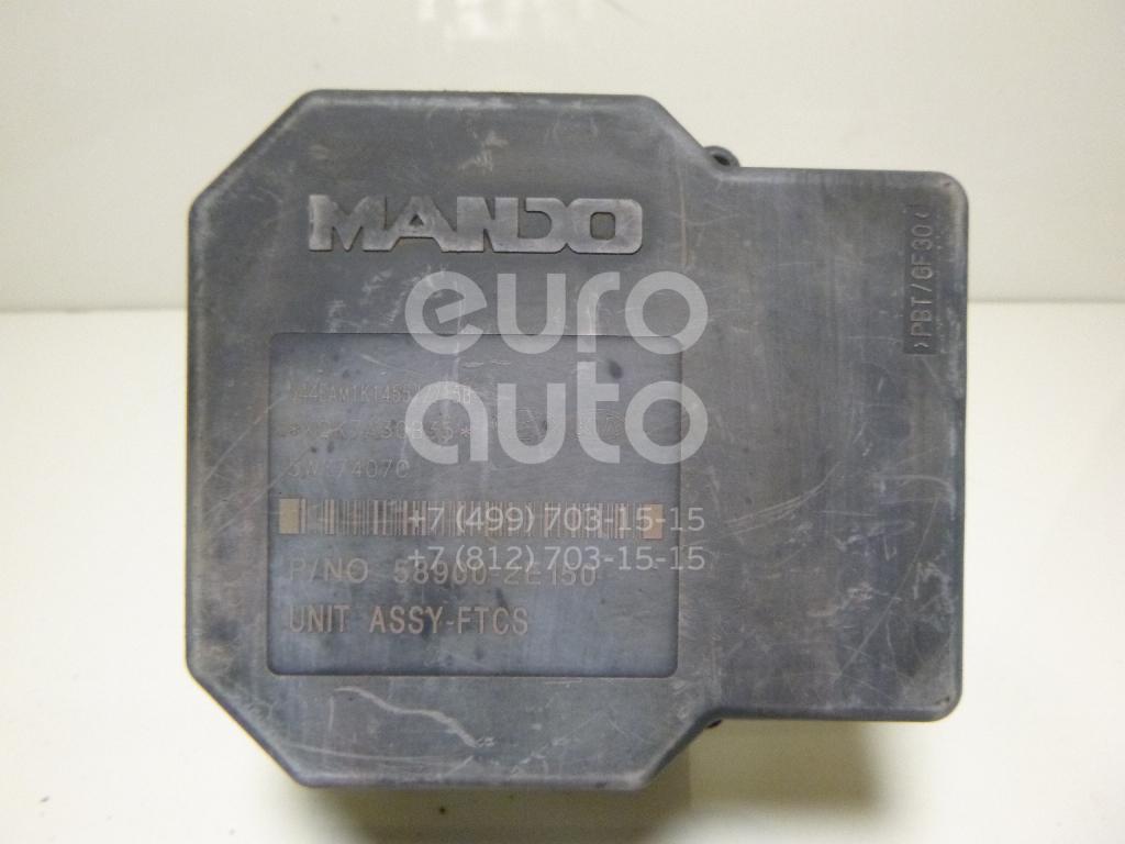 Блок ABS (насос) для Kia,Hyundai Sportage 2004-2010;Tucson 2004-2010 - Фото №1