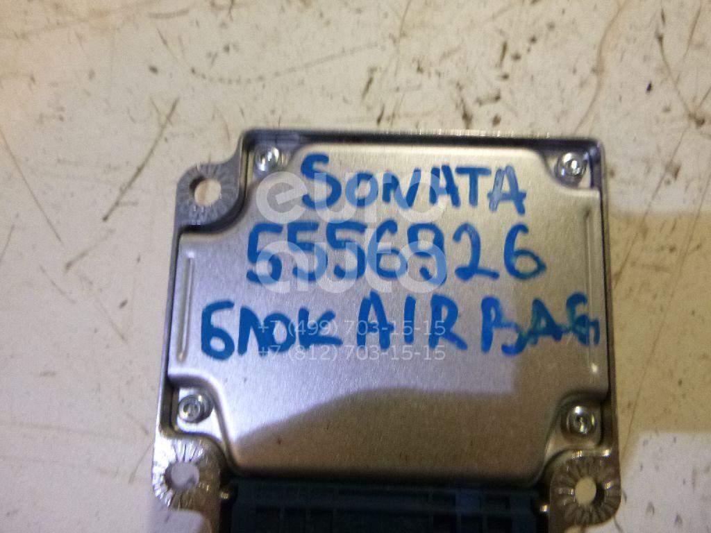Блок управления AIR BAG для Hyundai Sonata V (NEW EF) 2001> - Фото №1