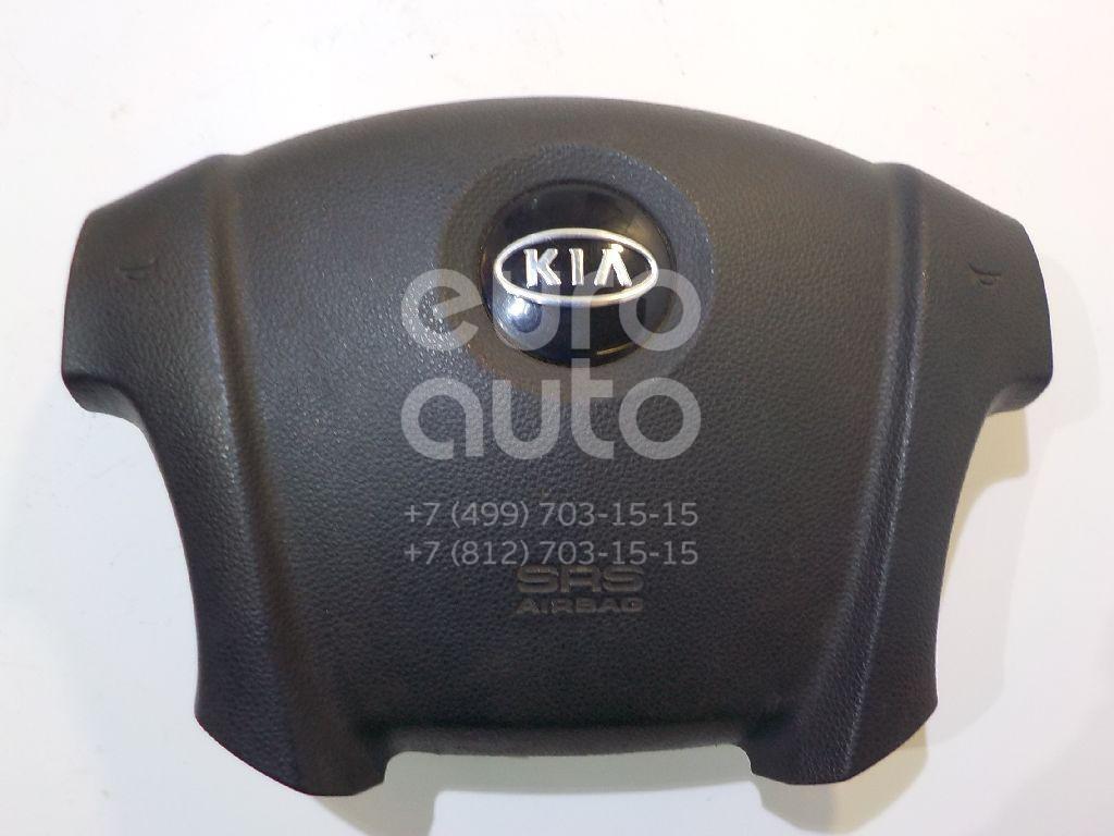 Подушка безопасности в рулевое колесо для Kia Sportage 2004-2010 - Фото №1