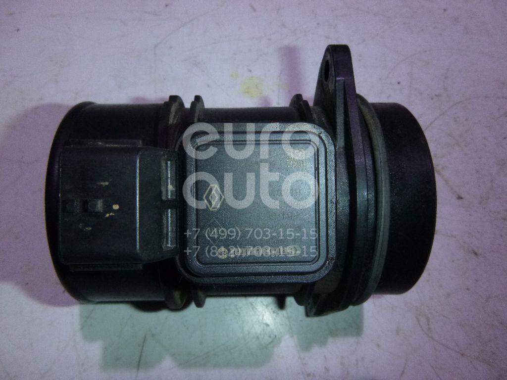 Купить Расходомер воздуха (массметр) Renault Clio III 2005-2012; (8200358901)