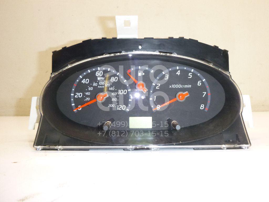 Купить Панель приборов Nissan Micra (K12E) 2002-2010; (24810AX772)