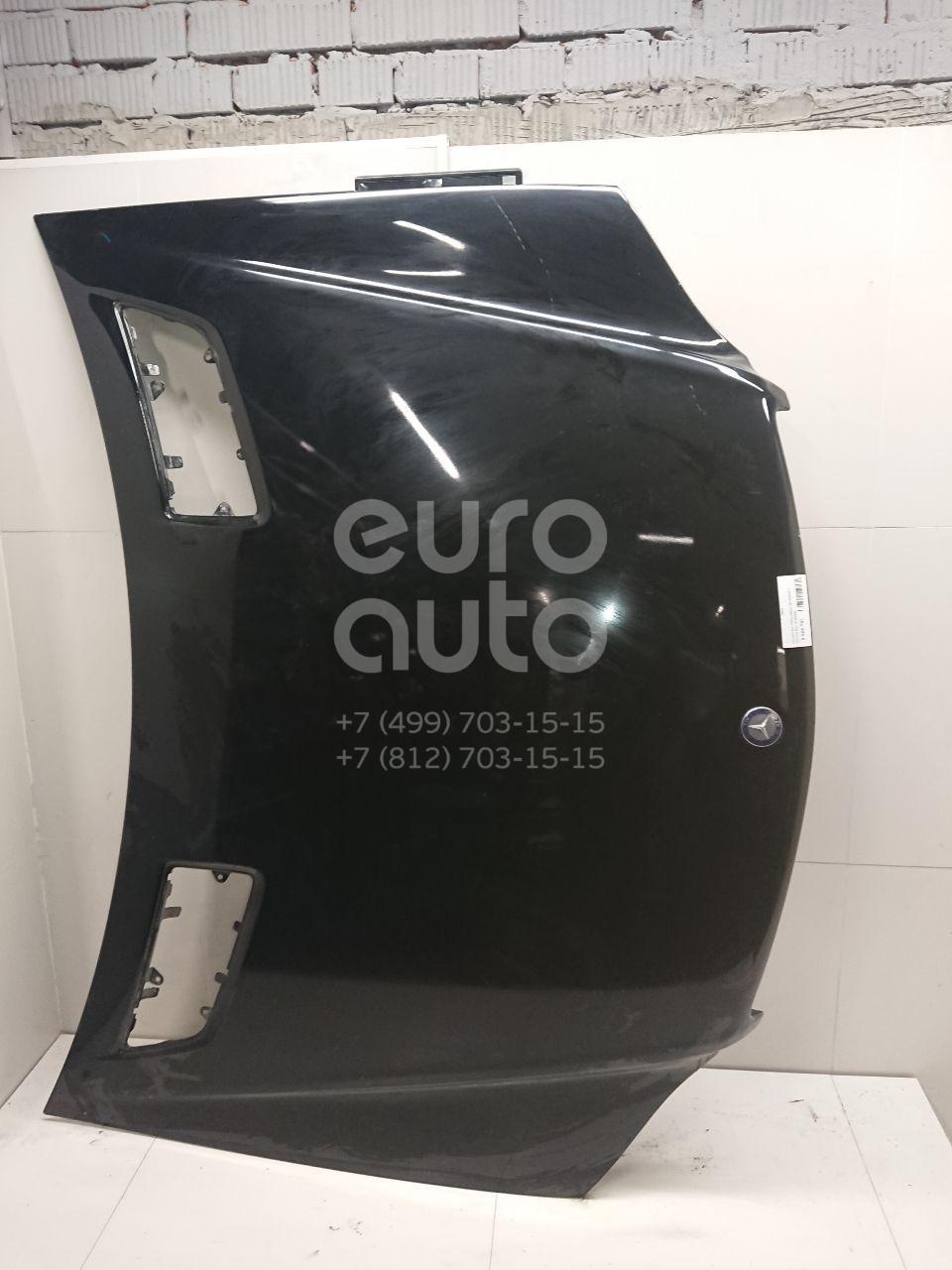 Капот Mercedes Benz W164 M-Klasse (ML) 2005-2011; (1648800057)