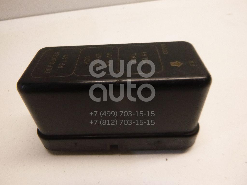 Купить Крышка блока реле Infiniti FX (S50) 2003-2007; (24382CG000)