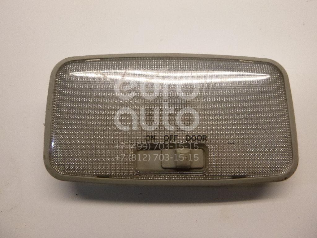 Купить Плафон салонный Toyota Corolla E15 2006-2013; (8124052040B1)