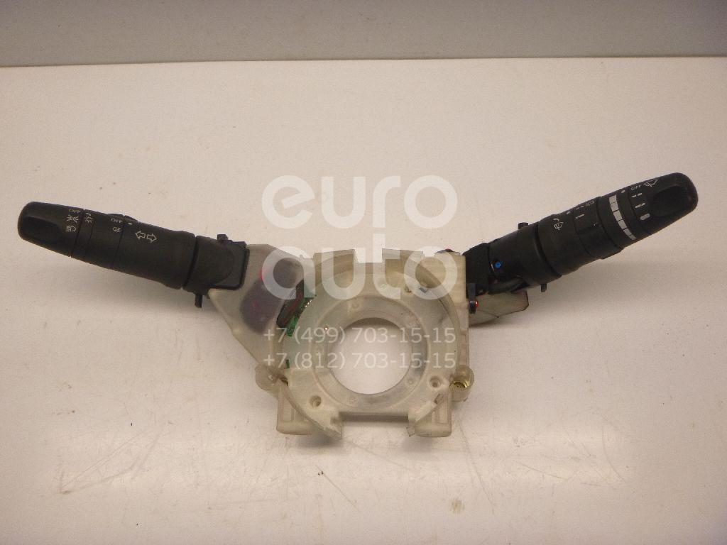 Купить Переключатель подрулевой в сборе Nissan Micra (K12E) 2002-2010; (25560AX626)