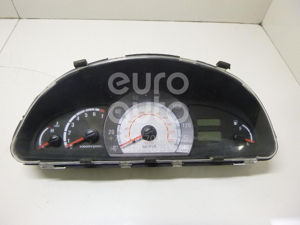 Купить Панель приборов Hyundai Matrix 2001-2010; (9400117500)