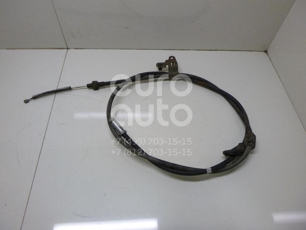 Купить Трос стояночного тормоза левый Toyota CorollaVerso 2004-2009; (464300F010)