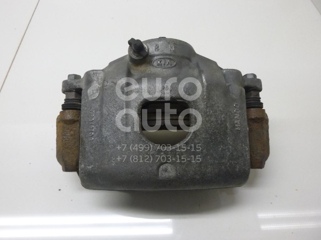 Купить Суппорт передний правый Kia Cerato 2004-2008; (581302F500)