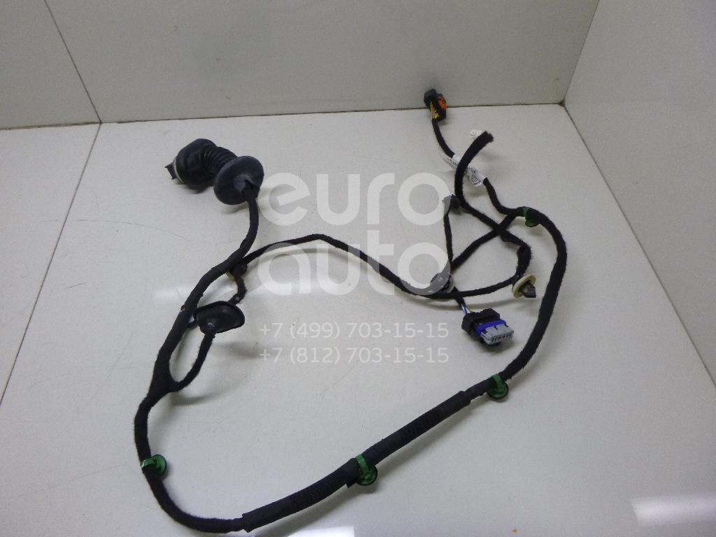 Проводка (коса) Peugeot 2008 2013-; (9803957080)