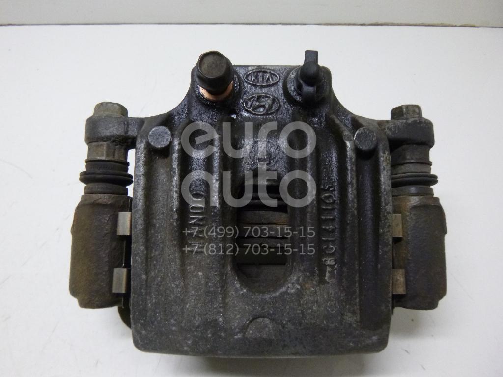 Купить Суппорт задний правый Hyundai Santa Fe (CM) 2006-2012; (583112BA00)