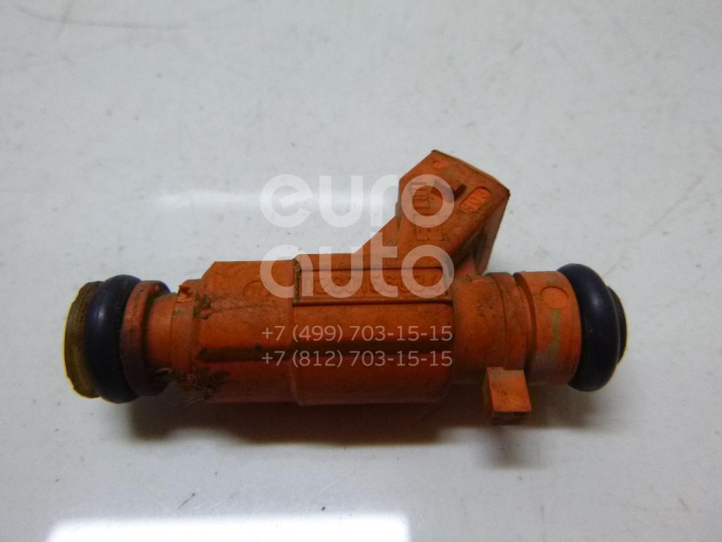 Форсунка инжекторная электрическая Citroen C3 2002-2009; (1984E9)  - купить со скидкой