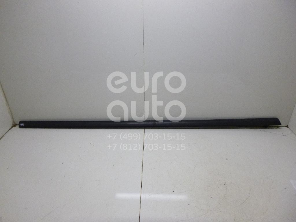 Купить Накладка стекла переднего правого Ford Fiesta 2008-; (1717180)