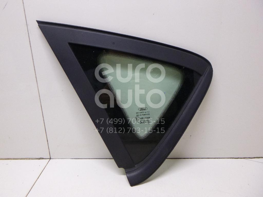 Стекло кузовное глухое левое Ford Fiesta 2008-; (1799204)  - купить со скидкой