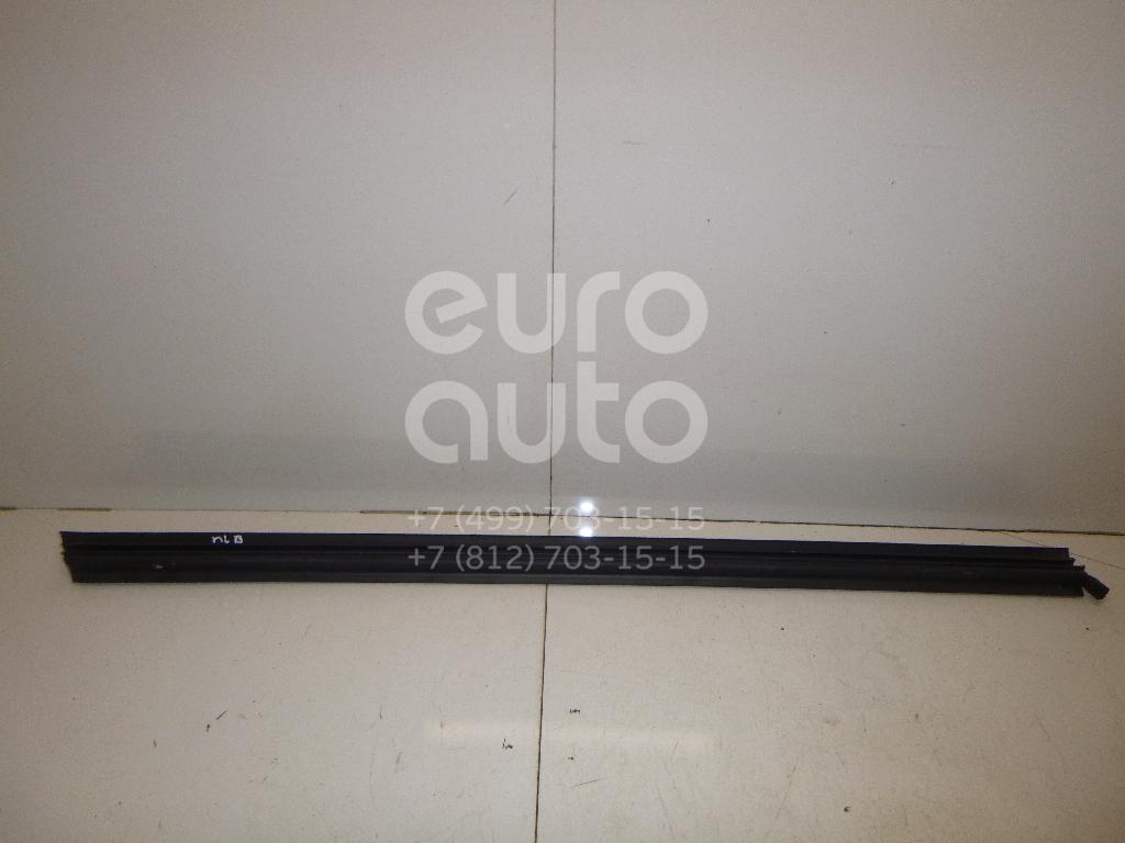 Купить Уплотнитель стекла двери Nissan Qashqai (J10) 2006-2014; (80835JD000)