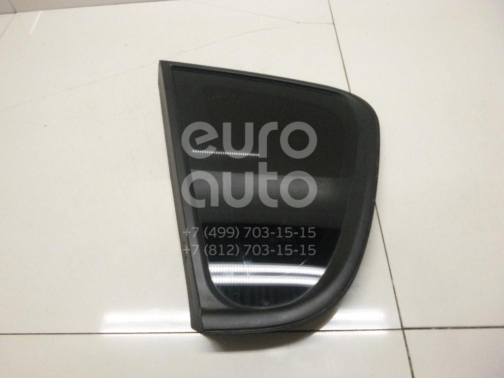 Купить Стекло кузовное глухое левое Mitsubishi Colt (Z3) 2003-2012; (MR957059)