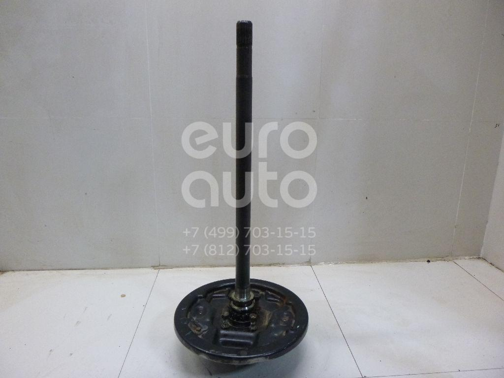 Купить Полуось задняя Nissan Navara (D40) 2005-2015; (39600EB30A)