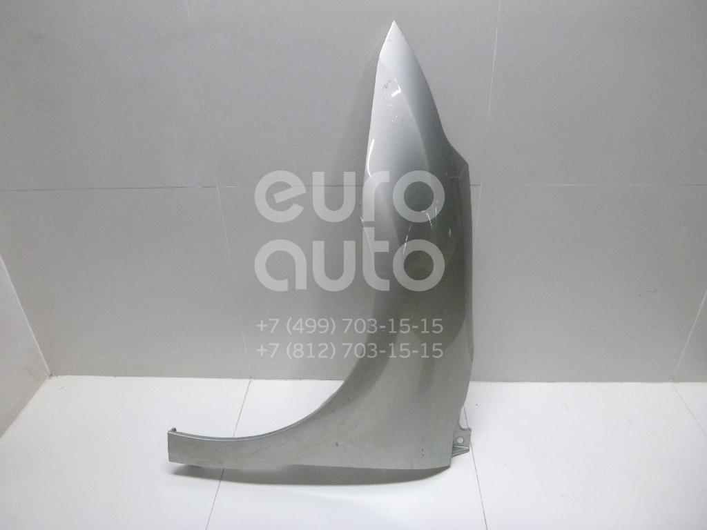 Купить Крыло переднее левое Citroen C4 2005-2011; (7840Q3)